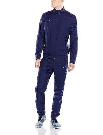 Nike - Chándal - para hombre Azul Obsidian/Royal Medium: Amazon.es ...