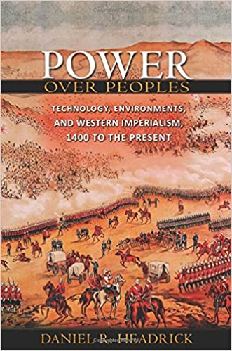 describe some of the technological advances and how they specifically impacted western colonialism.