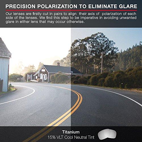 Titanium Homme soleil Polarized Solid Lunettes Dynamix Blck de 7S1nWxS4O