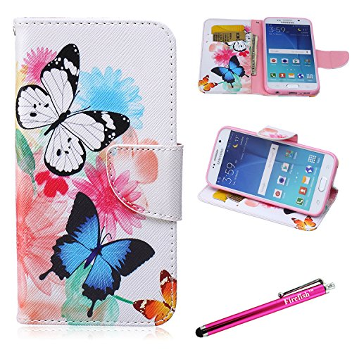 Firefish Kickstand Leather Protective Magnetic product image
