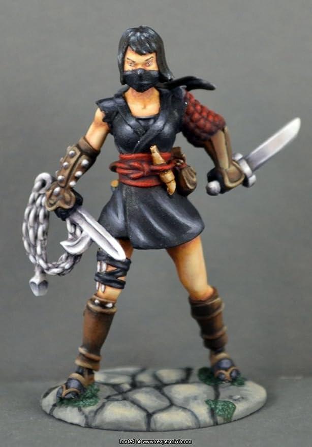 Reaper: Dark Heaven: Kiri, Female Ninja: Amazon.es: Juguetes ...