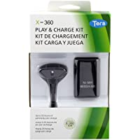 Kit Carga Y Juega Compatible Con Xbox 360