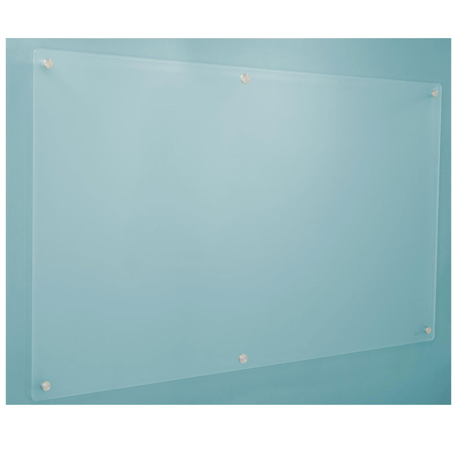 Dry Erase Board - Frosted Glass, 72 x 48 by Industrial Supplies