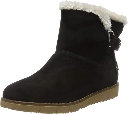 TOM TAILOR für Frauen Schuhe Kurzer Stiefel mit Futter