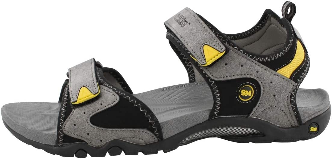 Kedge 2 Three Strap Sport Sandal Grey