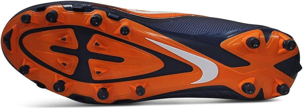 Alpha Pro Training Chaussures de sport Orange Blanc Bleu Marine