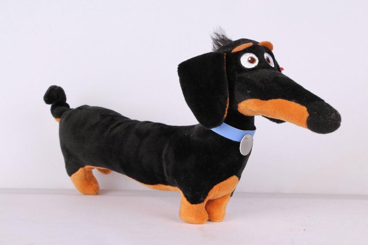 Ty Beanie Babies Secret Life of Pets Buddy The Dachshund Regular Plush