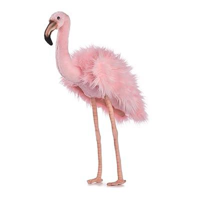 HANSA Flamingo Plush: Toys & Games