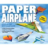 Paper Airplane Fold-a-Day 2013 Day-to-Day Calendar