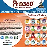 Pro360 Weight Gainer Chocolate Flavour| More Calorie |Dietary Supplement |Ready To Serve |Weight Gain For Men & Women…