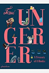 Tomi Ungerer: A Treasury of 8 Books Capa dura