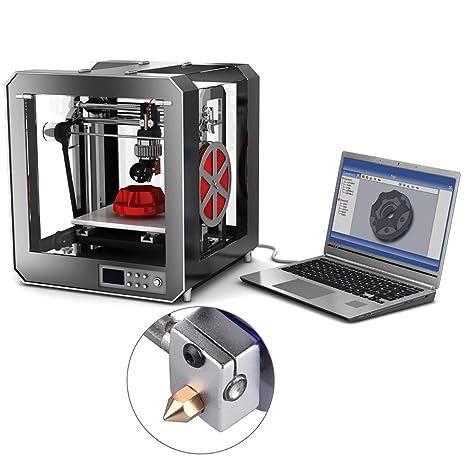 Boquilla extrusora de impresora 3D, cabezal de impresión de latón ...