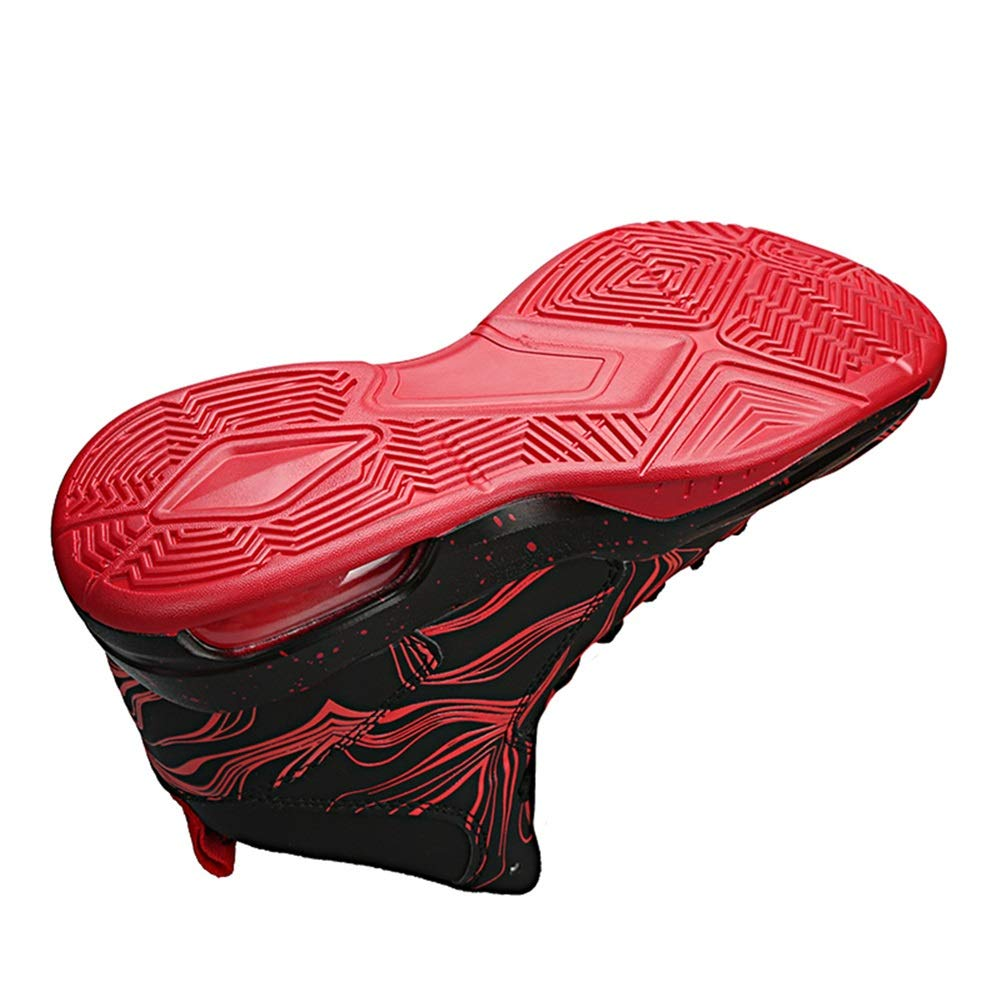 Unbekannt Herrenschuhe, Herren Basketball Schuhe, Herren PU Trainer (Polyurethan) Frühling Herbst Paar Schuhe, Basketball Stiefel Trainer PU Turnschuhe, Laufschuhe 0696c2