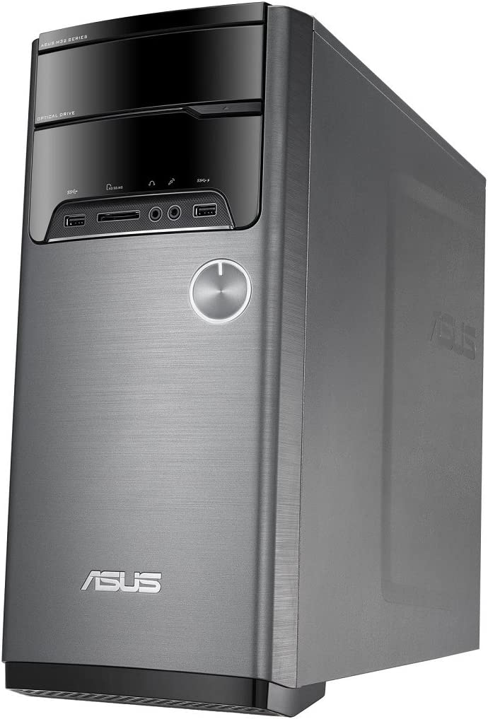 2017 Newest ASUS Premium Desktop Computer - Intel Quad-core, Eight-way i5-7400 (6M Cache, up to 3.50 GHz), 8GB RAM, 1TB HDD, keyboard and mouse included