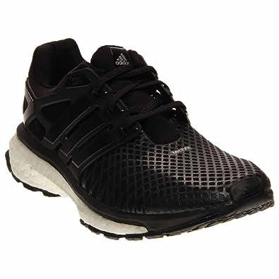 72ead6ff9c3 adidas Women s Energy Boost 2 ATR Black White Running Shoe 5.5 Women US