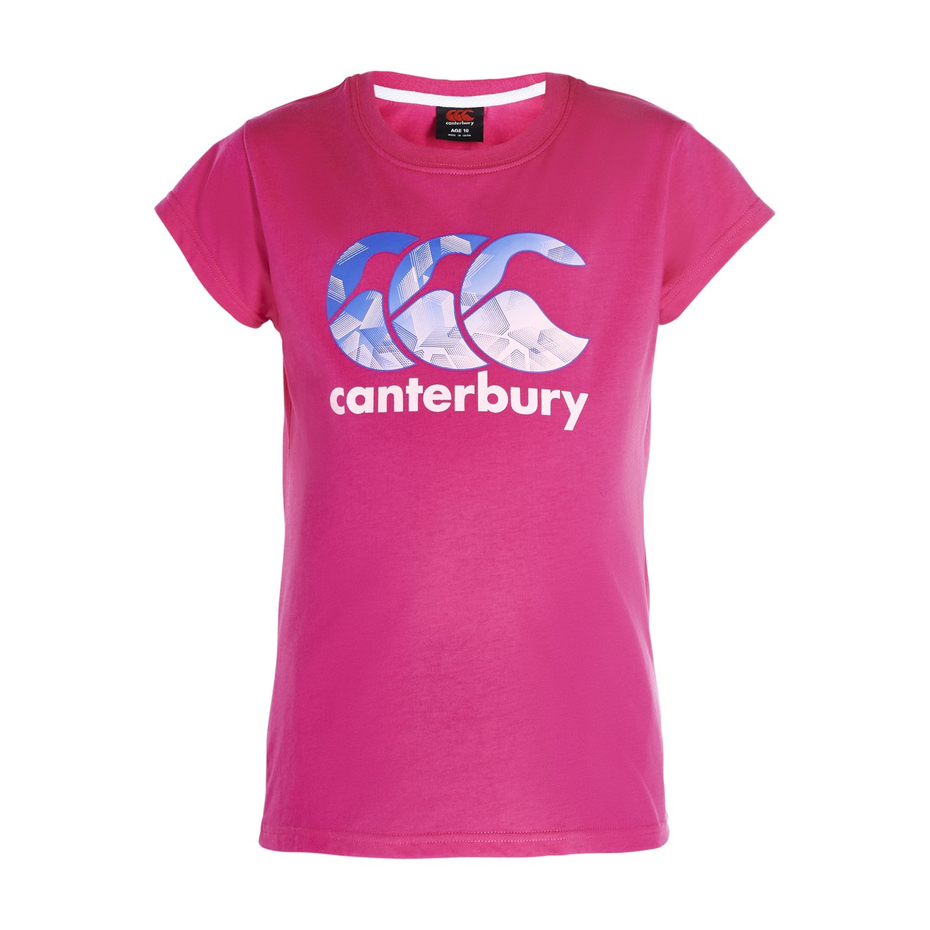 Canterbury Girls' CCC Logo T-Shirt