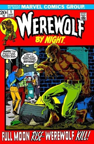 Read Online Essential Werewolf By Night Volume 1 TPB (v. 1) PDF