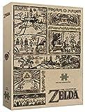 1000 piece super hero puzzle - USAopoly The Legend of Zelda