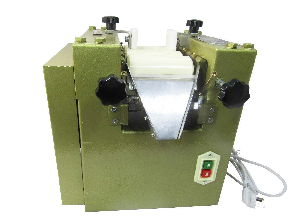 YJINGRUI Laboratory Three Roll Grinding Crushing 3 Roller Mill