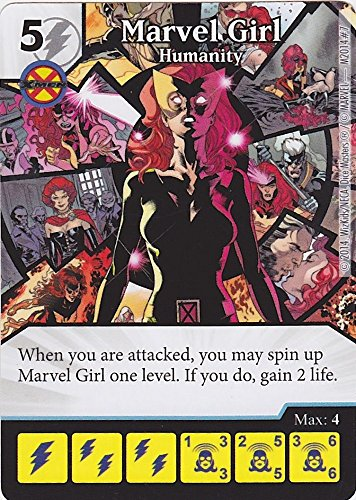 Marvel Dice Masters The Dark Phoenix Saga Month One Op Kit Marvel Girl
