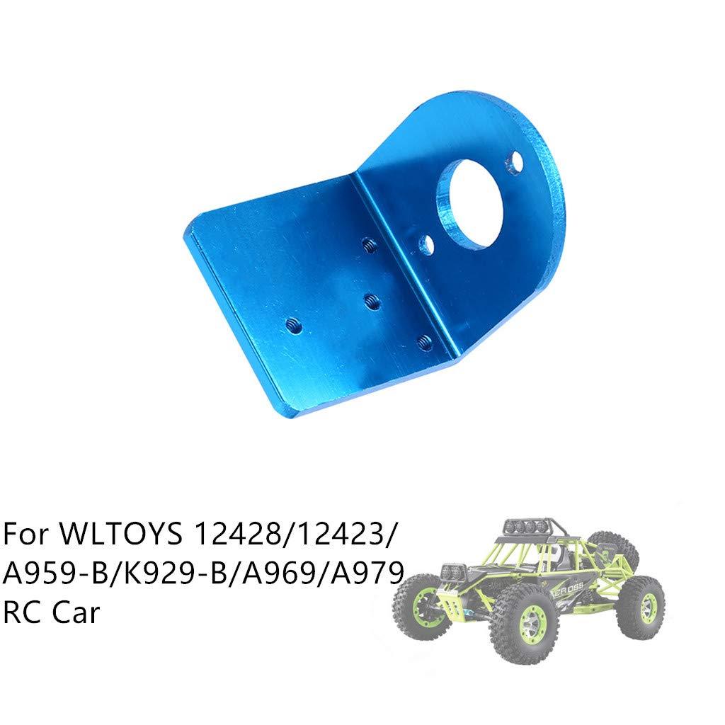 TANGON Metal Motor Seat Cabinet for WLTOYS 12428//12423//A959-B//K929-B//A969//A979 RC Car