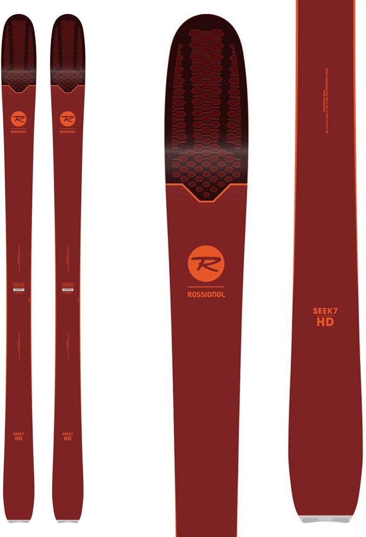 Sports & Outdoors 182cm Rossignol Seek 7 HD Ski One Color Cross ...