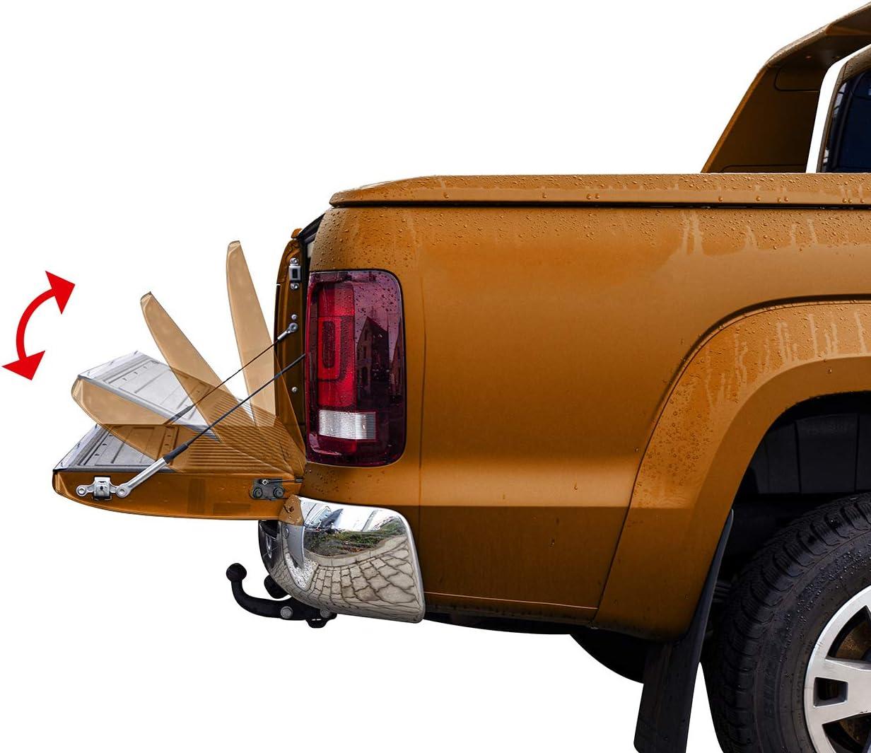 Heckklappend/ämpfer Nissan Navara NP 300 ab Baujahr 2015 Gasdruckfedern Gasdruckd/ämpfer Gasfeder Heckklappe D/ämpfer Gasd/ämpfer
