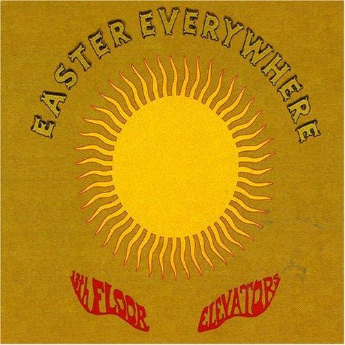 Easter Everywhere ( Gold Vinyl LP ) by VINYL