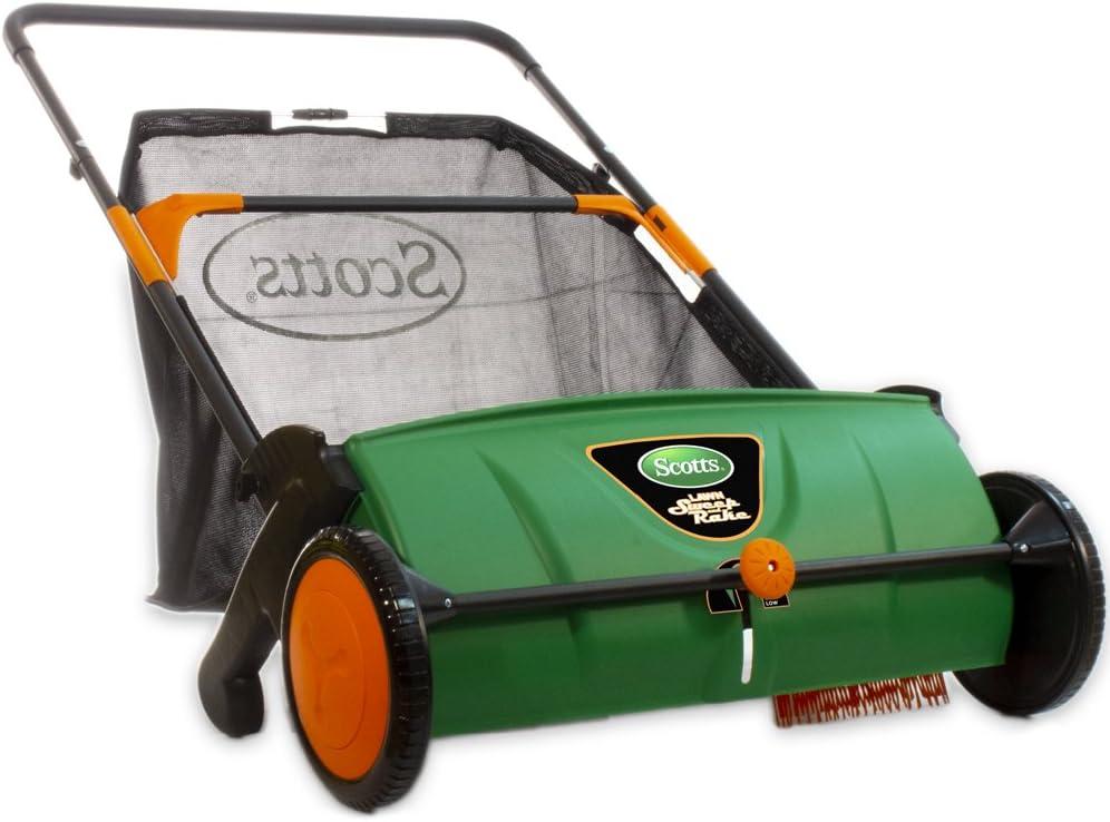 Scotts Push Lawn Sweeper