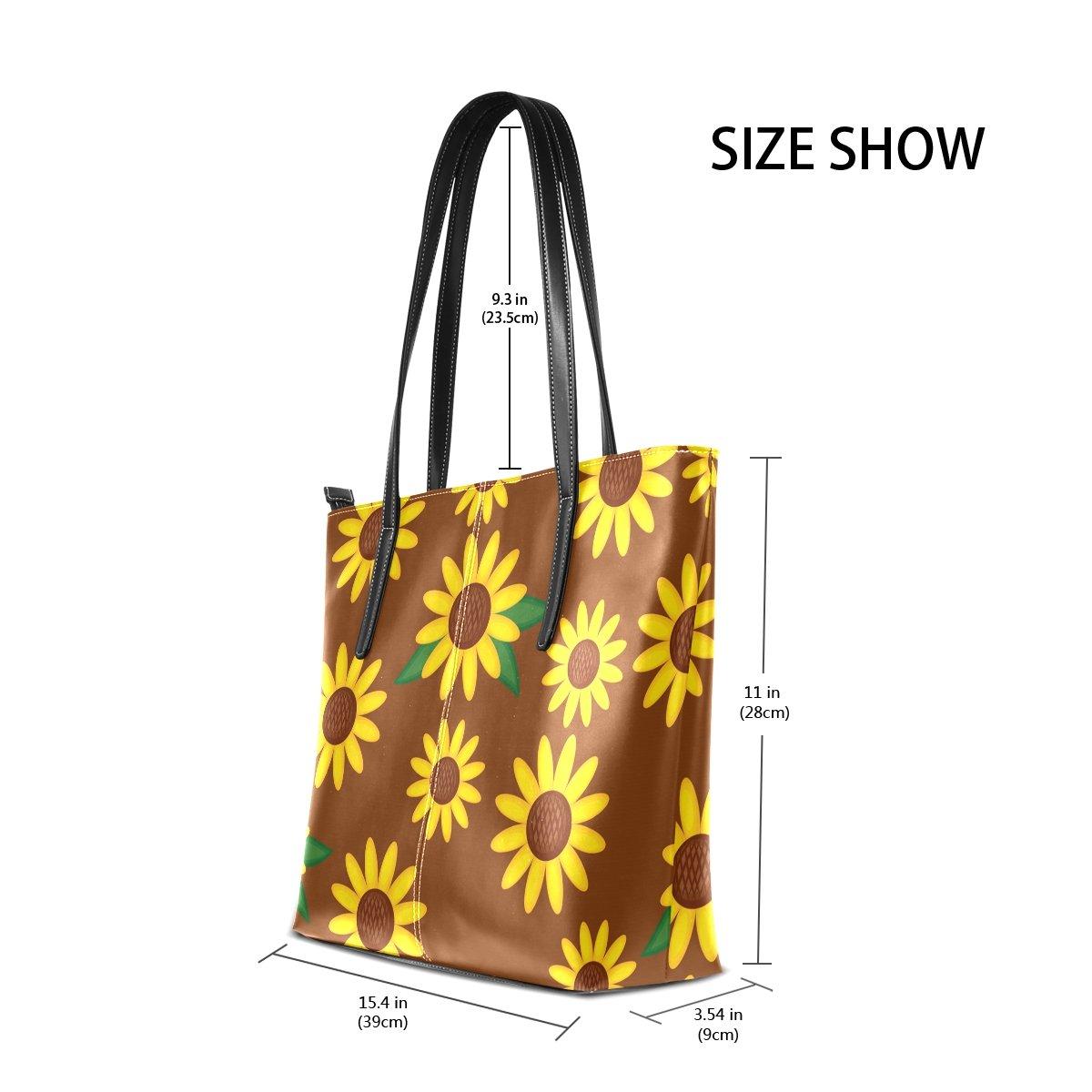COOSUN , Damen Tote-Tasche Multicoloured#001 M: Amazon.de: Koffer,  Rucksäcke & Taschen