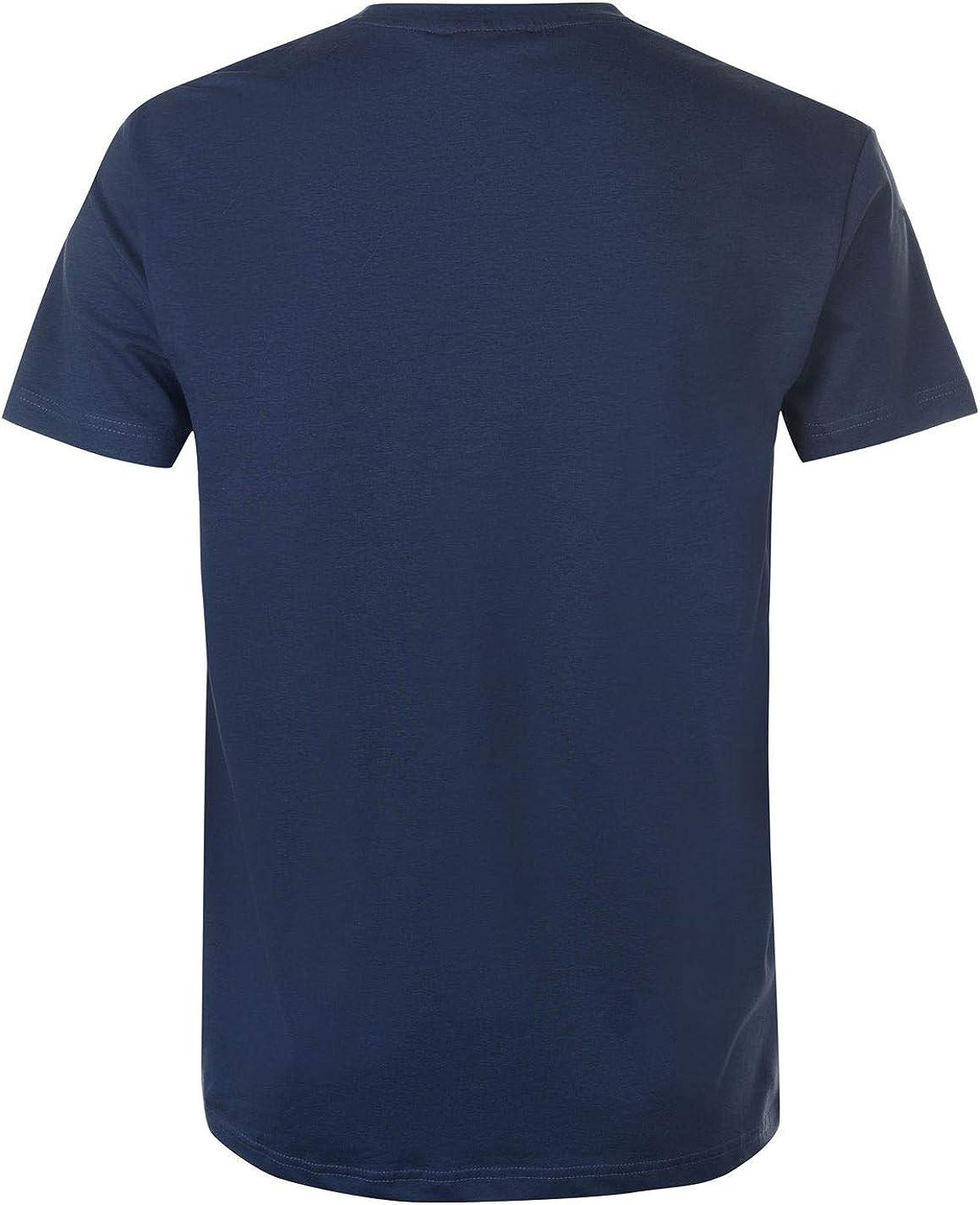 Karrimor Organic Logo T-Shirt Mens Black Sportswear Top Tee Shirt