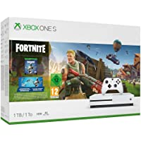 Pack Xbox One S 1 To Fortnite + codes Gears of War 4