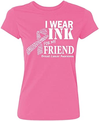 Pink Ribbon For My Sister Girls Tank Top