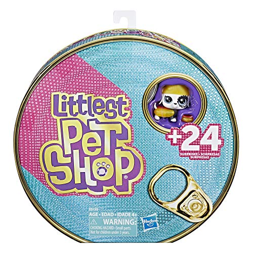 Littlest Pet Shop Special Edition Mega Pack Toy (Littlest Pet Shop Blind Bags Series 4)