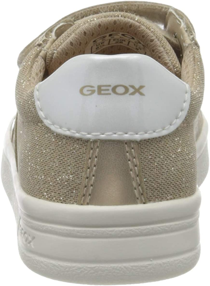 Geox J Djrock Girl C Sneakers Basses Fille