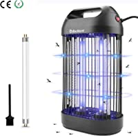BACKTURE Lámpara Antimosquitos Electrico, 14W UV Lámpara Anti