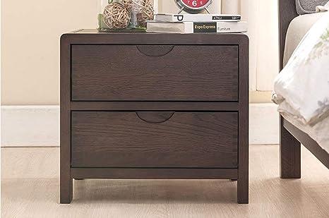 Camera Da Letto In Legno Massello : Eeayyygch comodini mobili in legno massello camera da letto