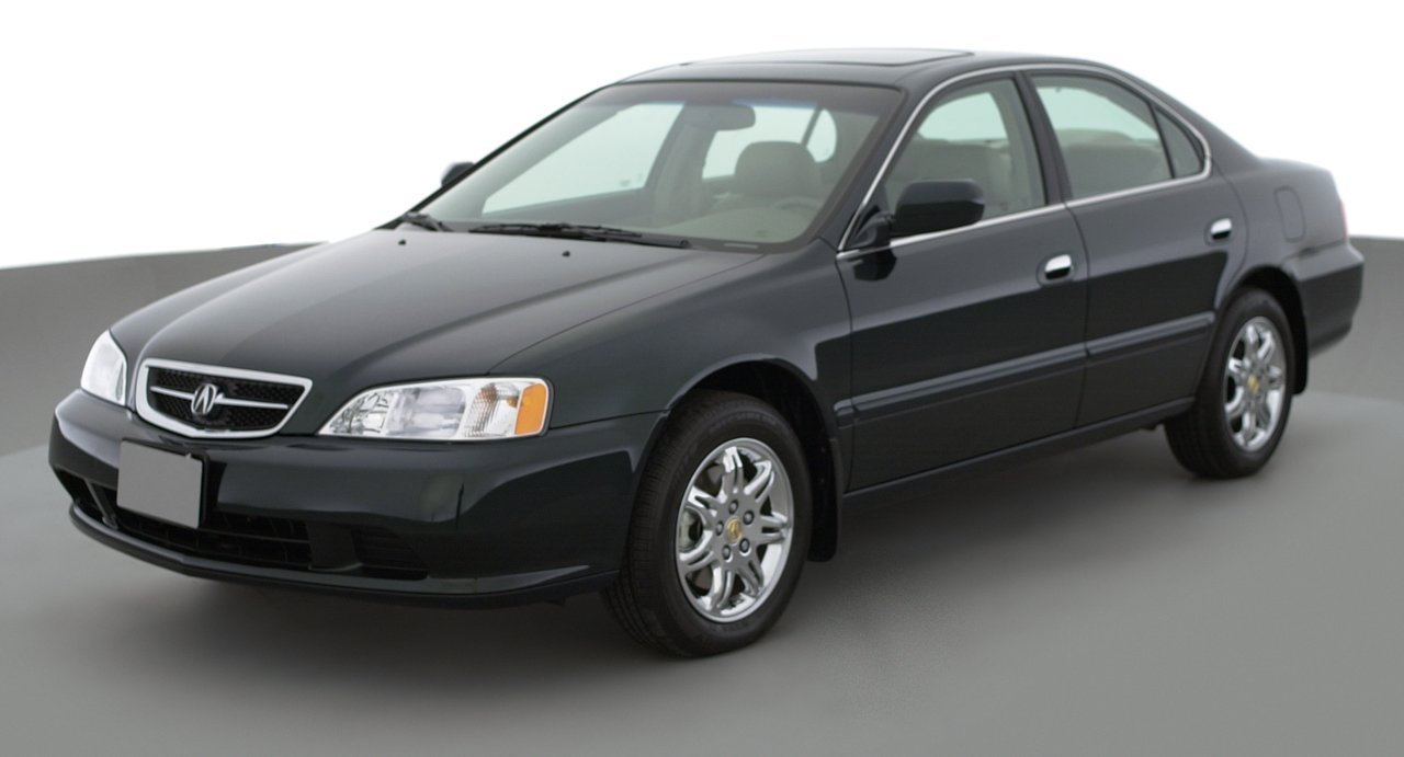 2000 Acura TL, 4-Door Sedan 3.2L ...