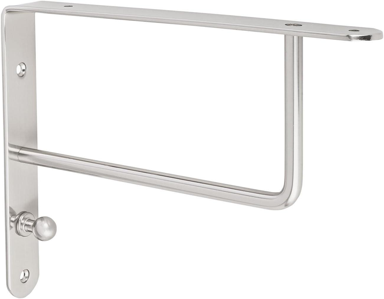 Grau 300 x 200 mm Velano 5350 Regalbodentr/äger Schwerlastkonsole Wandkonsole