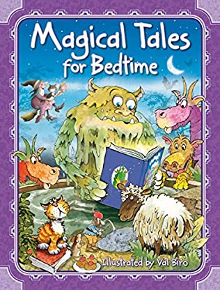 book cover of Magical Tales for Bedtime