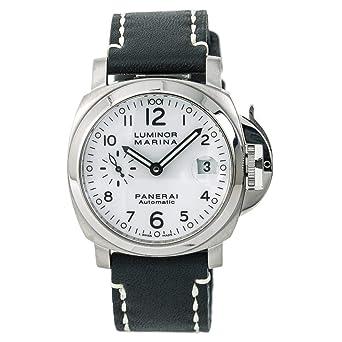 Panerai Luminor Marina Automatic-self-Wind Male Watch PAM00049 (Certified  Pre-Owned 1763a07b4e58