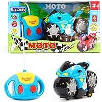 Importacion Moto Infantil Radio Control