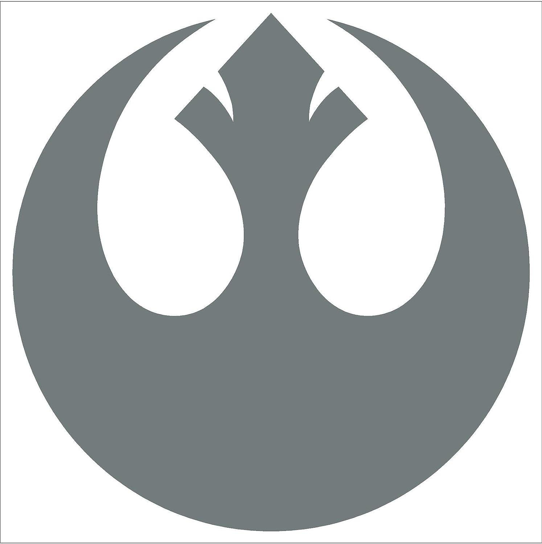 Amazon Rebel Alliance Vinyl Decal Sticker A1463 18 Red