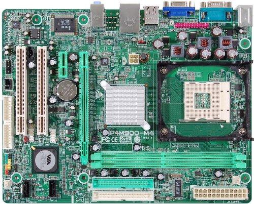 - Biostar P4M900-M4 DDR2 533/667 LGA 478 VIA P4M900 MATX Intel Socket 478 pin Motherboard