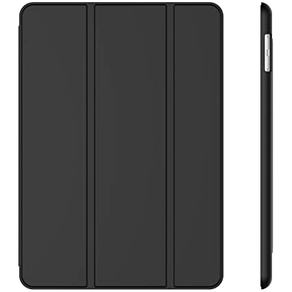 6d1f3f138a5 Amazon.com: JETech Case for iPad (9.7-Inch, 2018/2017 Model, 6th/5th  Generation), Auto Wake/Sleep, Black: Computers & Accessories