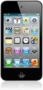 Apple iPod Touch de 4 generacin, 16GB, Negro (Refurbished)
