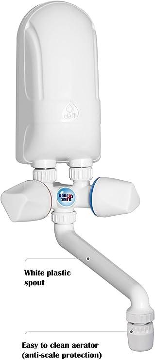 DAFI 4,5 kW elektrischer Durchlauferhitzer mit Anschluss