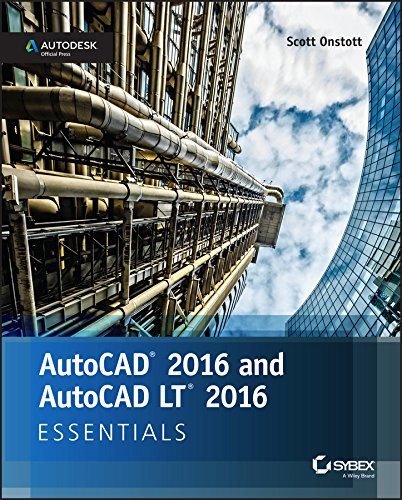 Download AutoCAD 2016 and AutoCAD LT 2016 Essentials: Autodesk Official Press Pdf