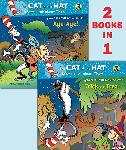 Trick-or-Treat!/Aye-Aye! (Dr. Seuss/Cat in the Hat) -