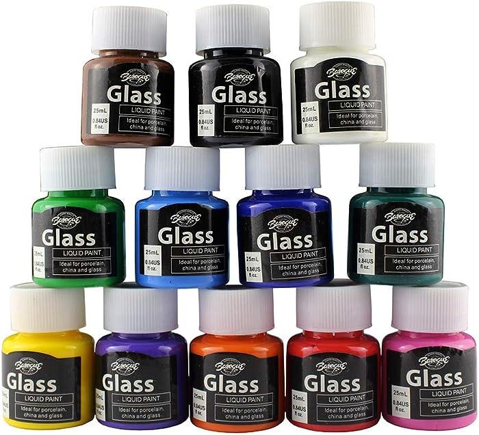 Top 10 Food Safe Permanent Glass Paint